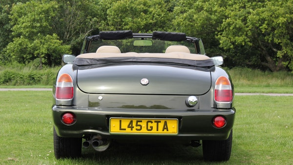 1994 MG RV8 For Sale (picture 46 of 105)