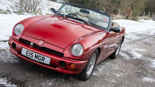 1996 MG RV8 For Sale (picture 11 of 133)