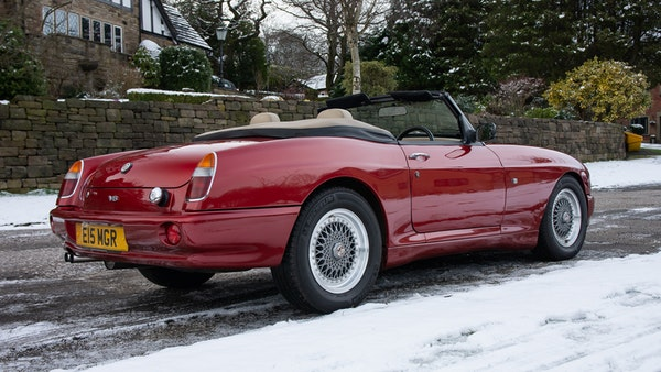 1996 MG RV8 For Sale (picture 7 of 133)