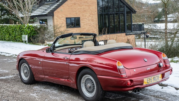 1996 MG RV8 For Sale (picture 12 of 133)
