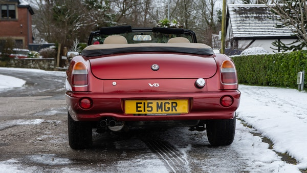 1996 MG RV8 For Sale (picture 8 of 133)