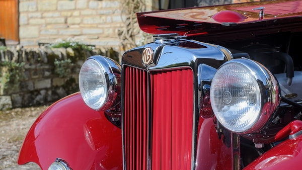 1953 MG TD For Sale (picture 39 of 90)