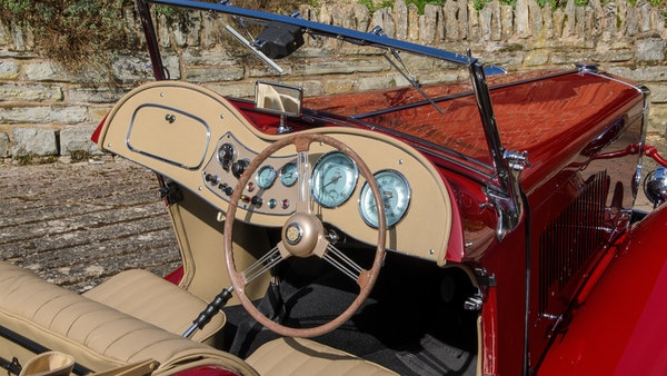 1953 MG TD For Sale (picture 26 of 90)