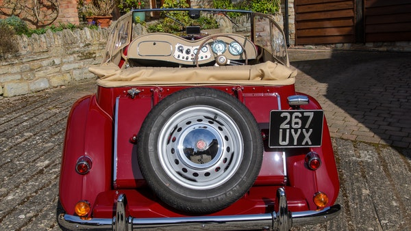 1953 MG TD For Sale (picture 8 of 90)