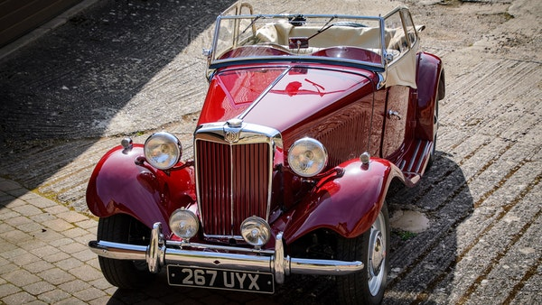1953 MG TD For Sale (picture 9 of 90)