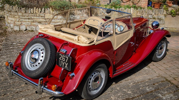 1953 MG TD For Sale (picture 4 of 90)