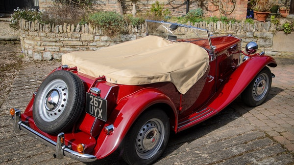 1953 MG TD For Sale (picture 18 of 90)