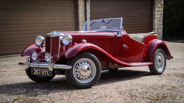 1953 MG TD For Sale (picture 1 of 90)