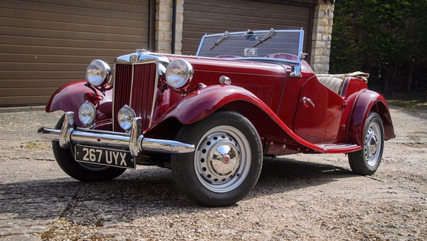 1953 MG TD For Sale (picture 6 of 90)