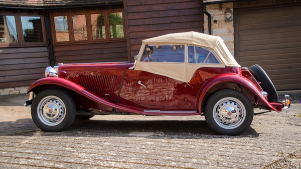 1953 MG TD For Sale (picture 14 of 90)