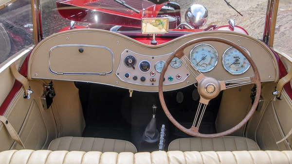 1953 MG TD For Sale (picture 28 of 90)