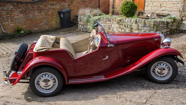 1953 MG TD For Sale (picture 5 of 90)