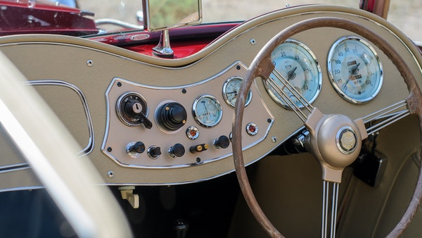 1953 MG TD For Sale (picture 29 of 90)
