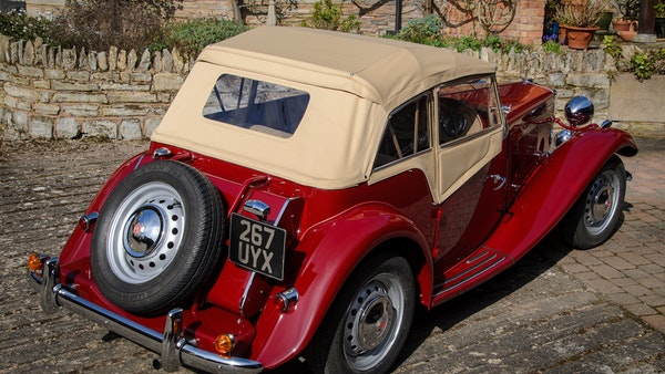 1953 MG TD For Sale (picture 11 of 90)