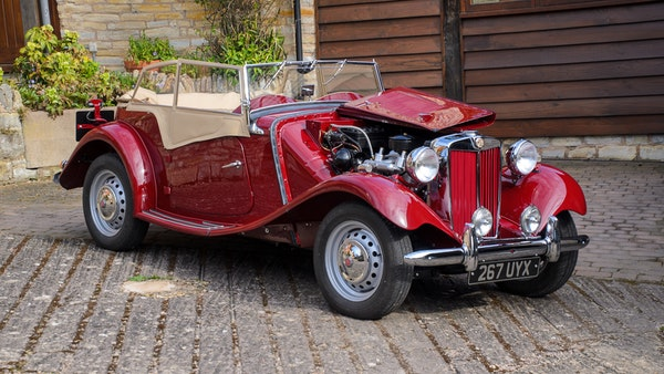 1953 MG TD For Sale (picture 20 of 90)