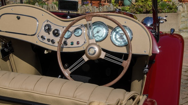 1953 MG TD For Sale (picture 30 of 90)