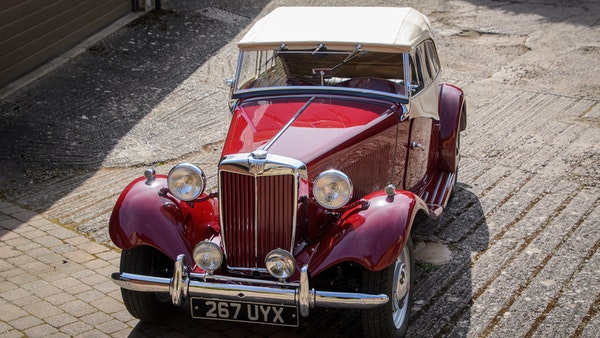 1953 MG TD For Sale (picture 15 of 90)