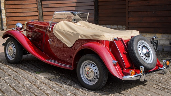 1953 MG TD For Sale (picture 19 of 90)