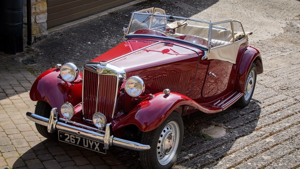 1953 MG TD For Sale (picture 10 of 90)
