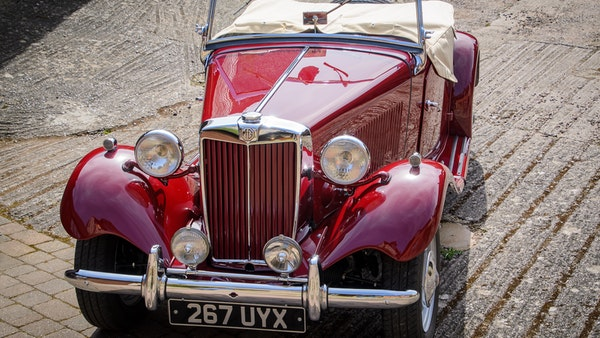 1953 MG TD For Sale (picture 3 of 90)