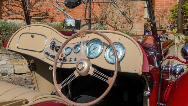 1953 MG TD For Sale (picture 27 of 90)
