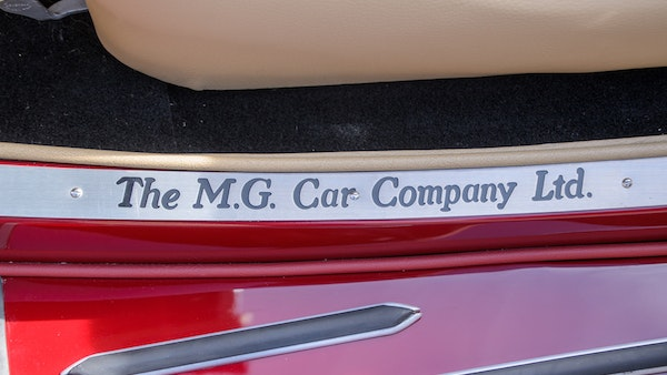 1953 MG TD For Sale (picture 47 of 90)