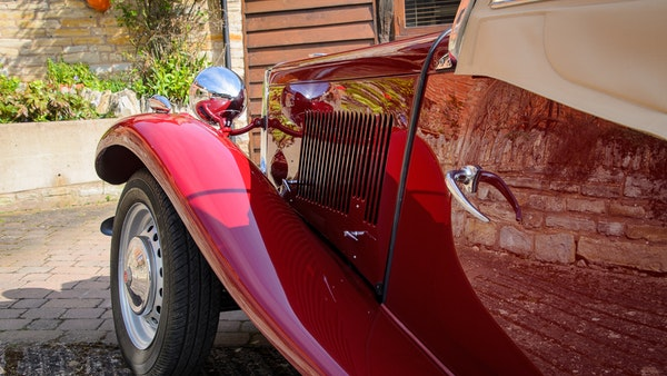 1953 MG TD For Sale (picture 50 of 90)