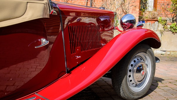 1953 MG TD For Sale (picture 49 of 90)