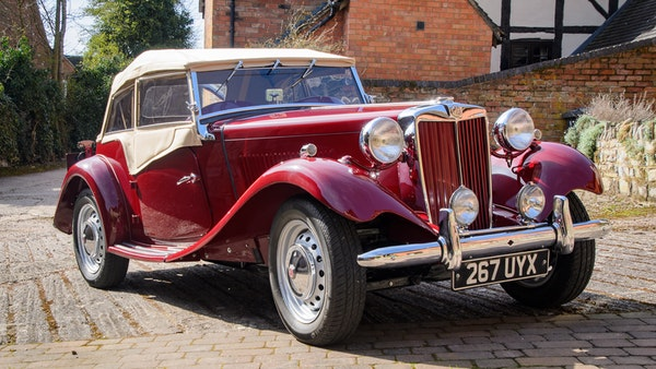 1953 MG TD For Sale (picture 17 of 90)