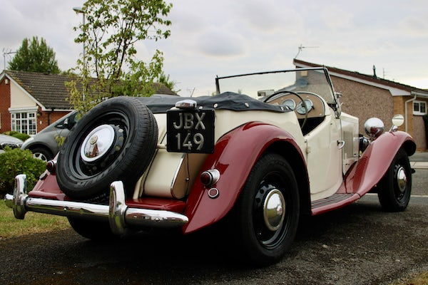 1953 MG TD For Sale (picture 30 of 102)