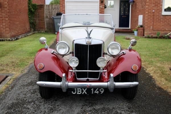 1953 MG TD For Sale (picture 4 of 102)