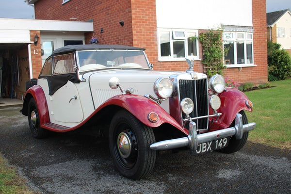 1953 MG TD For Sale (picture 29 of 102)