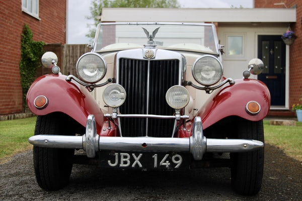 1953 MG TD For Sale (picture 46 of 102)