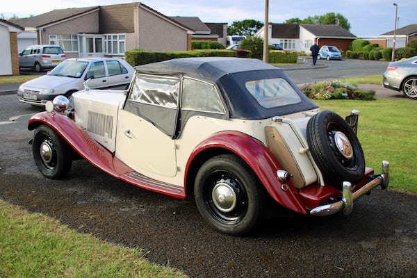 1953 MG TD For Sale (picture 25 of 102)