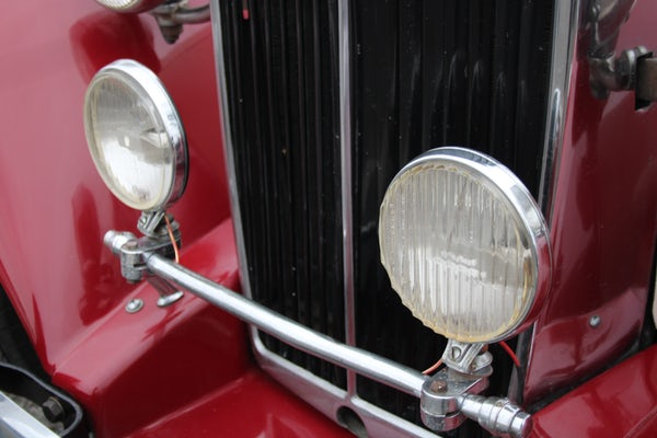 1953 MG TD For Sale (picture 36 of 102)
