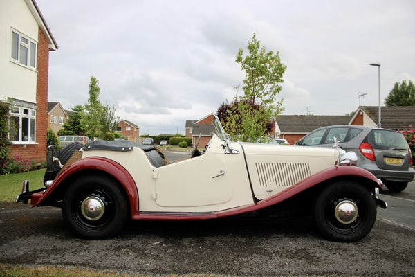 1953 MG TD For Sale (picture 3 of 102)