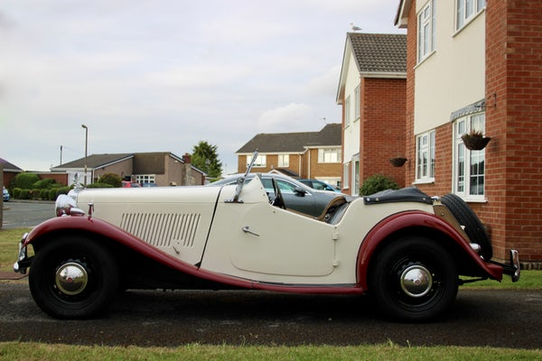 1953 MG TD For Sale (picture 18 of 102)