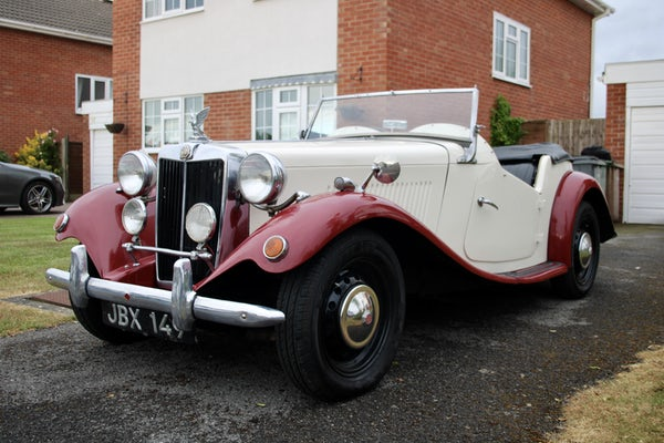 1953 MG TD For Sale (picture 1 of 102)