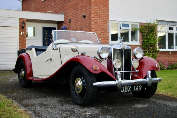 1953 MG TD For Sale (picture 21 of 102)