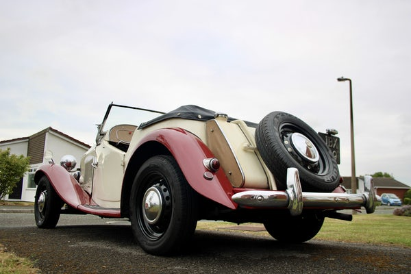 1953 MG TD For Sale (picture 8 of 102)