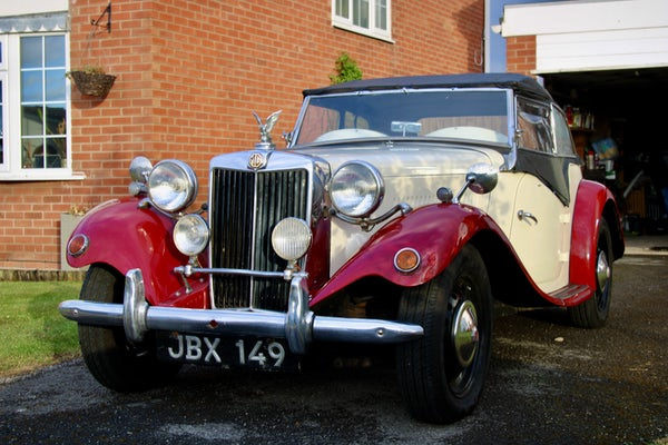 1953 MG TD For Sale (picture 44 of 102)