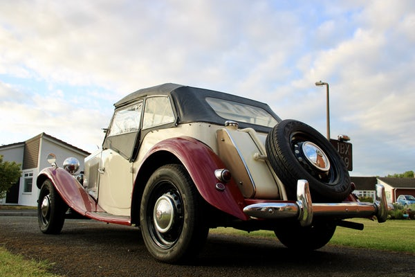 1953 MG TD For Sale (picture 10 of 102)