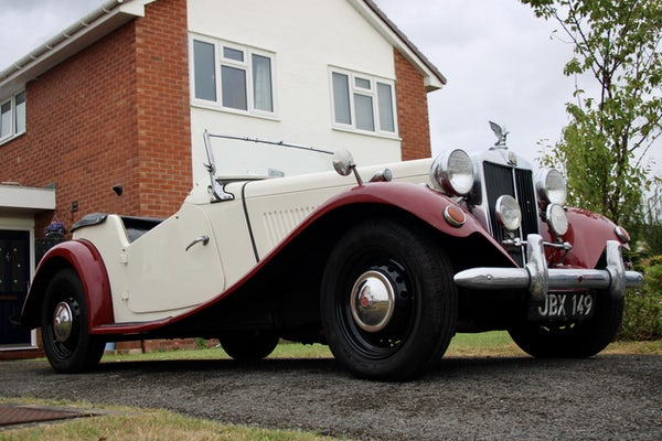 1953 MG TD For Sale (picture 41 of 102)
