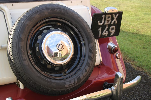 1953 MG TD For Sale (picture 24 of 102)