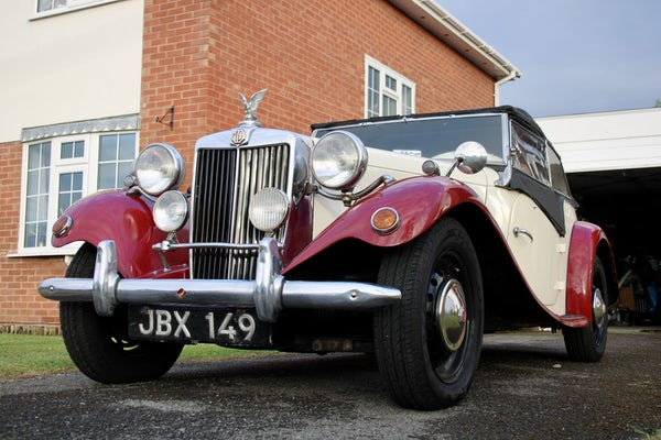 1953 MG TD For Sale (picture 31 of 102)