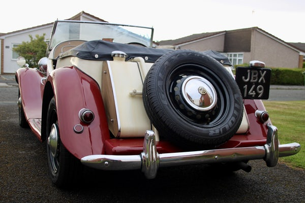 1953 MG TD For Sale (picture 22 of 102)