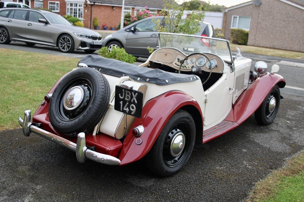 1953 MG TD For Sale (picture 9 of 102)