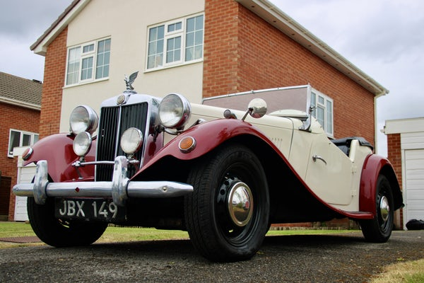 1953 MG TD For Sale (picture 26 of 102)