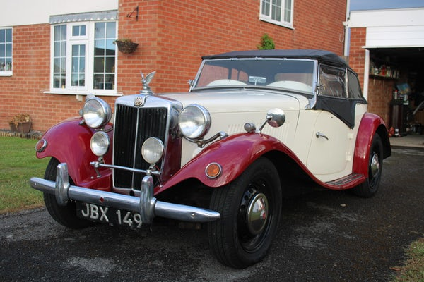 1953 MG TD For Sale (picture 20 of 102)
