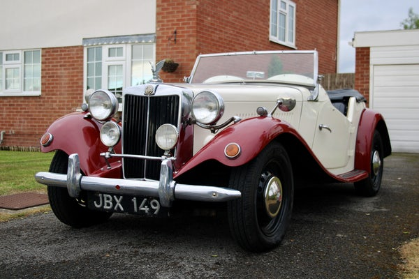 1953 MG TD For Sale (picture 39 of 102)